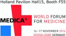 Technomed at Medica 2016